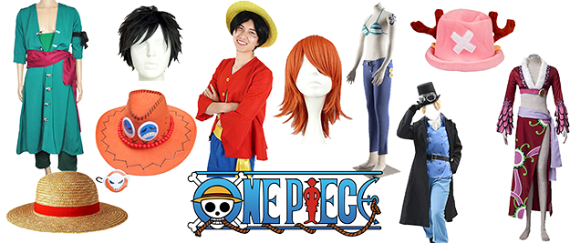 Disfraces y cosplays One Piece