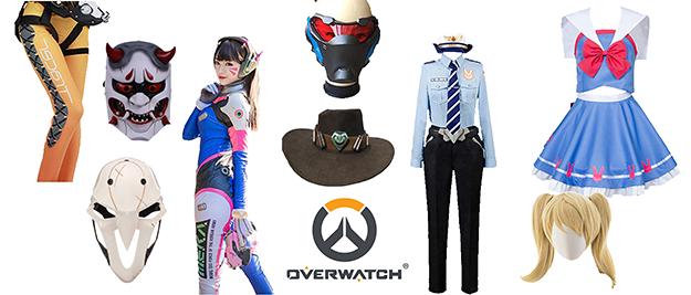 Disfraces Overwatch