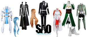 Disfraces Sword Art Online