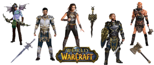 Disfraces World of Warcraft