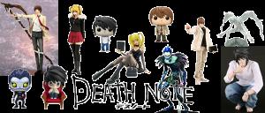Figuras Death Note