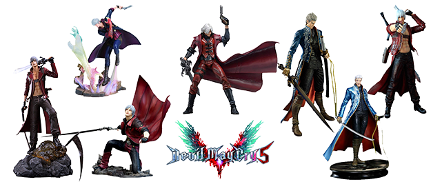 Figuras Devil May Cry