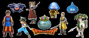 Figuras Dragon Quest