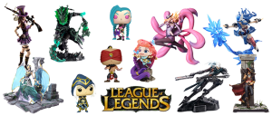 Figuras League of Legends