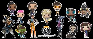 Figuras Overwatch
