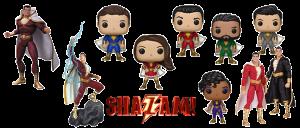 Figuras Shazam