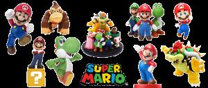 Figuras Super Mario