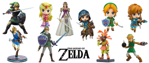 Figuras The Legend of Zelda