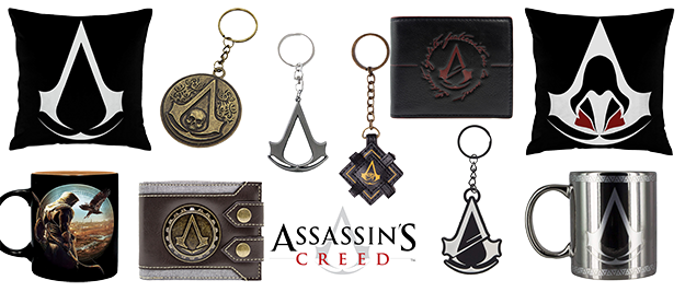 Merchandising Assassins Creed