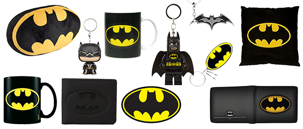 Merchandising Batman