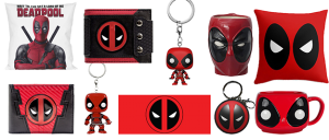 Merchandising Deadpool