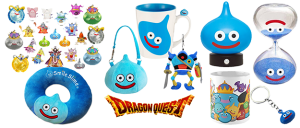 Merchandising Dragon Quest