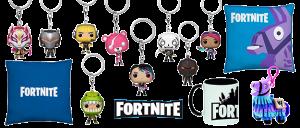 Merchandising Fortnite
