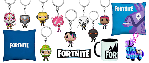 Merchandising Fortnite