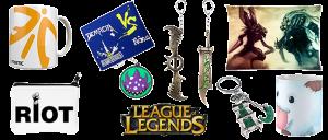 Merchandising League of Legends