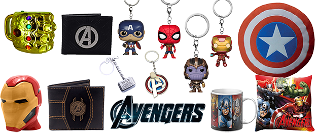 Merchandising Marvel