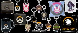 Merchandising Overwatch