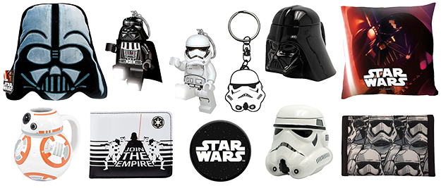 Merchandising Star Wars