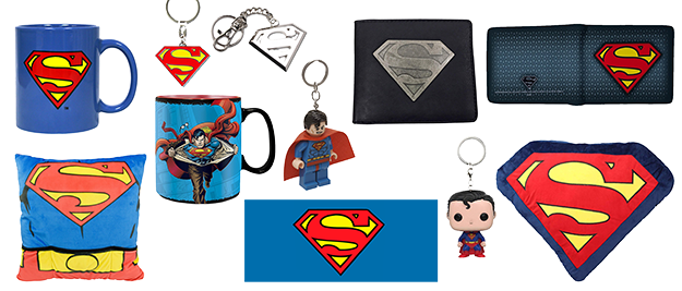 Merchandising Superman