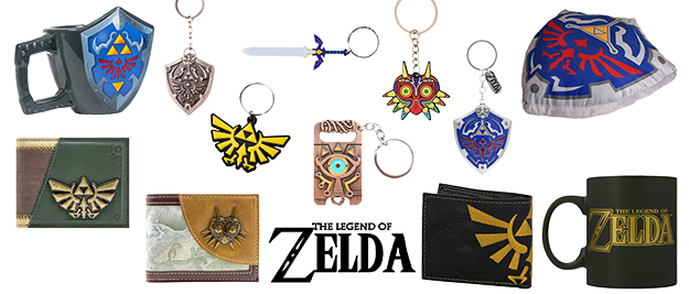 Merchandising The Legend of Zelda