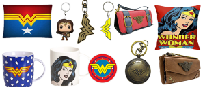 Merchandising Wonder Woman