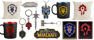 Merchandising World of Warcraft