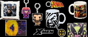 Merchandising X-Men