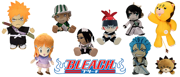 Peluches Bleach
