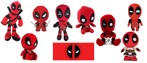 Peluches Deadpool