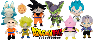 Peluches Dragon Ball