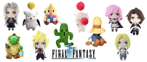Peluches Final Fantasy