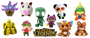 Peluches League of Legends
