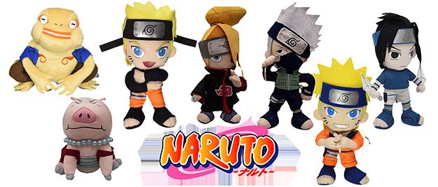 Peluches Naruto