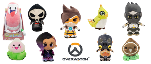 Peluches Overwatch
