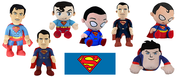 Peluches Superman