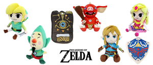Peluches The Legend of Zelda