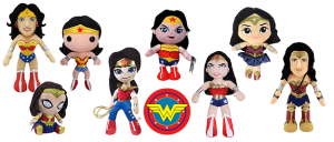 Peluches Wonder Woman