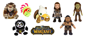 Peluches World of Warcraft