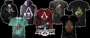 Camiseta Assassins Creed