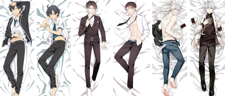 dakimakura husbando