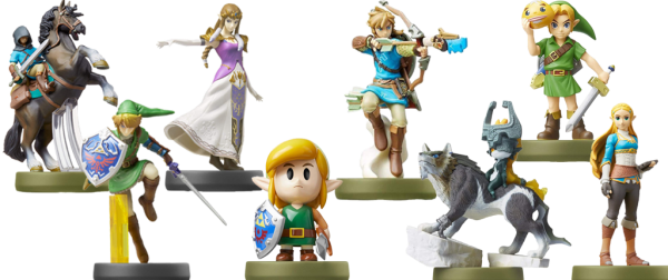 amiibo zelda